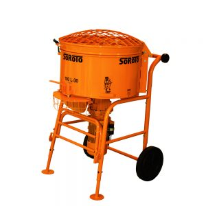 image of a 100l soroto mixer